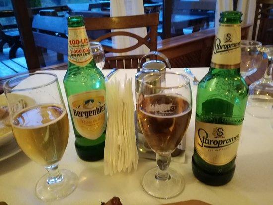 Voronet, رومانيا: birre