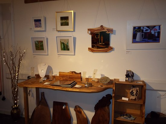 Dunoon, UK: Argyll makers