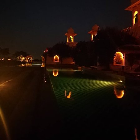 乌代浦乌代维拉斯欧贝罗伊饭店照片