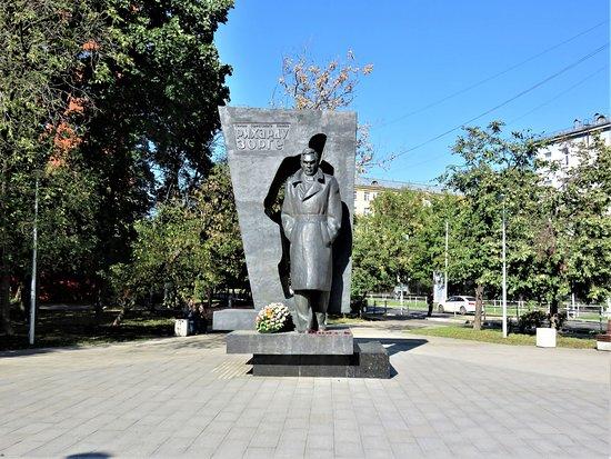 Monument Richard Sorge