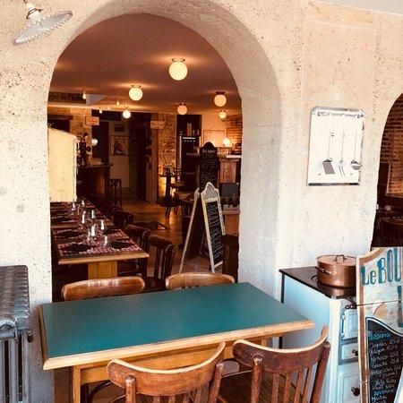 Saint-Jean-de-Losne, فرنسا: Le Bouchon Losnais