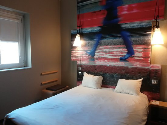 Ibis Milano Centro: Our Room 528