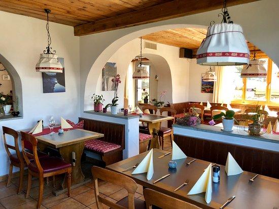 Obersaxen, سويسرا: PIzzeria 