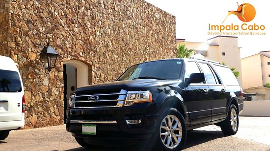 Impala Cabo Transportation Services