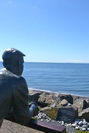 Port William, UK: The View