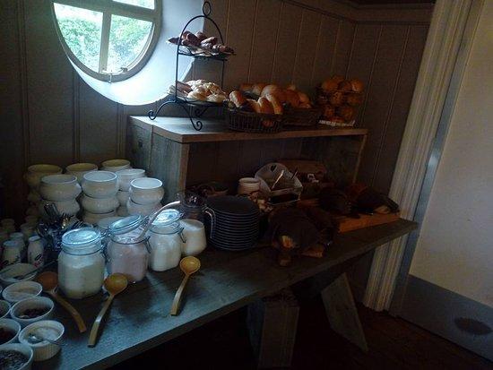 Grobbendonk, Βέλγιο: ontbijt