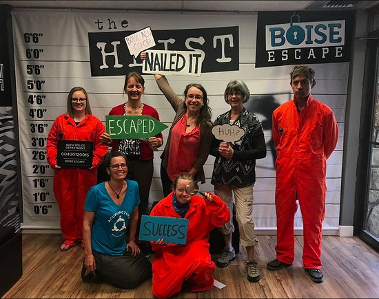 Escape Room Boise Idaho