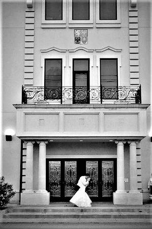 Czech Center Museum Houston Ccmh Wedding Exterior