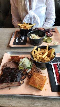 Imagen de Red's True Barbecue - Leeds