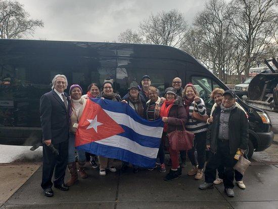 Interviajes NY: Cubanos en new york gracias interviajesny y nuestro guia Francisco
