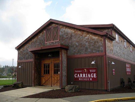 Northwest Carriage Museum - Raymond WA