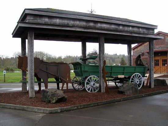Northwest Carriage Museum, Raymond WA