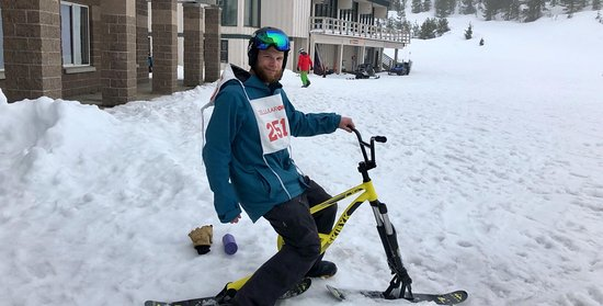 Sisters, OR: Ski Bikes and trikes are super fun!