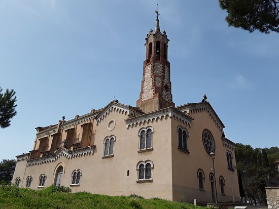 Sabadell, Spagna: Majestuoso Santuario