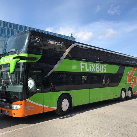 Wien Flixbus