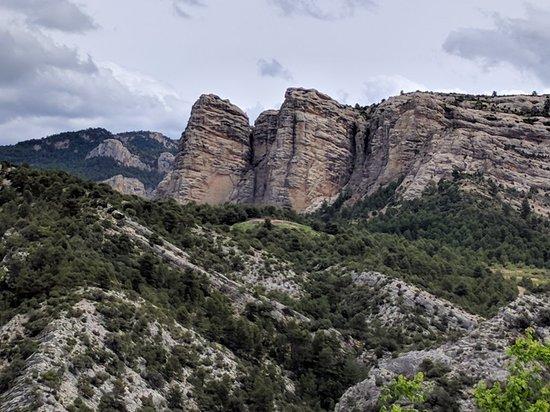 imagen Hospederia Virgen de la Fuente en Peñarroya de Tastavins