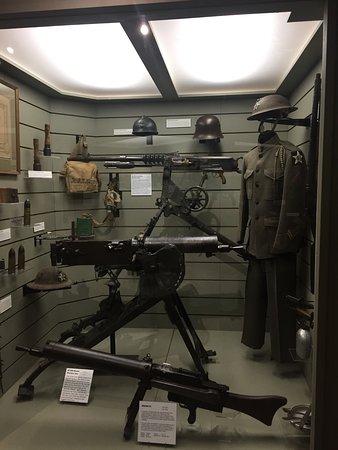 Parris Island, ساوث كارولينا: Marine Corps Museum