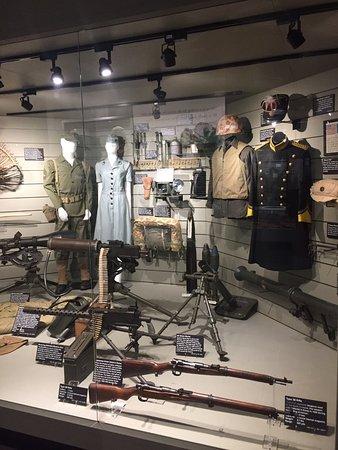 Parris Island, Carolina del Sur: Marine Corps Museum
