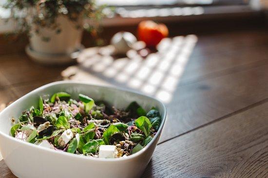 Warrenton, VA: Salads!