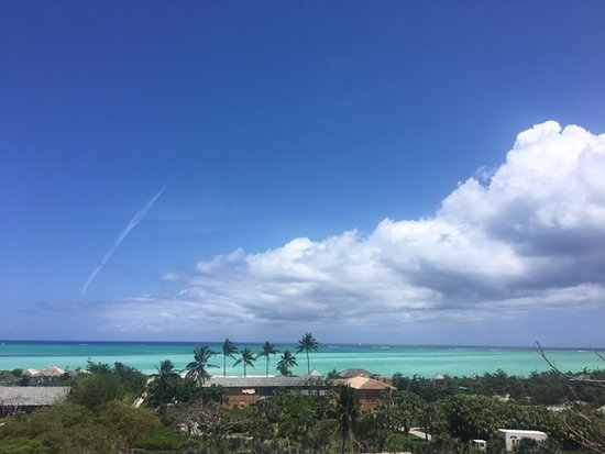 Parrot Cay: Room with a view