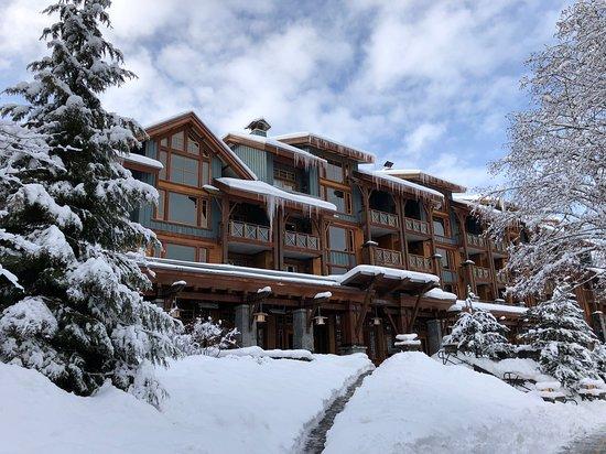 Nita Lake Lodge, Whistler: The Lodge