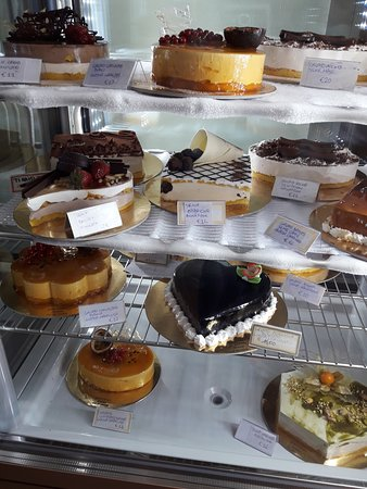 Mezzano, إيطاليا: ...alcune torte...