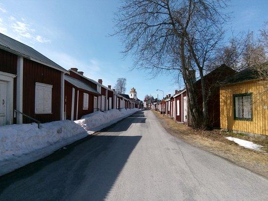 加默爾斯塔德教堂村照片