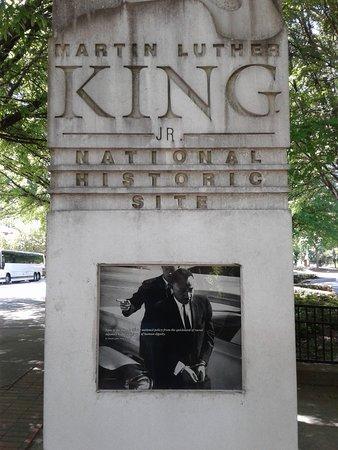 Foto De Martin Luther King Jr National Historic Site Atlanta