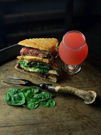 Philly Cheese Beast *Special* Raspberry Wild Berliner Weisse