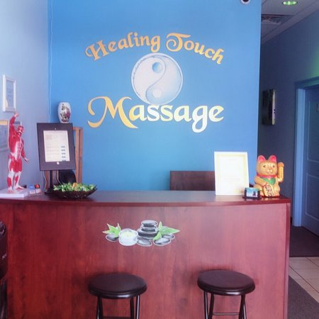 Healing Touch Theraputic Massage