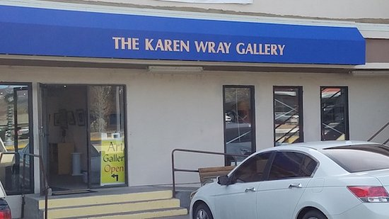 ‪The Karen Wray Gallery‬