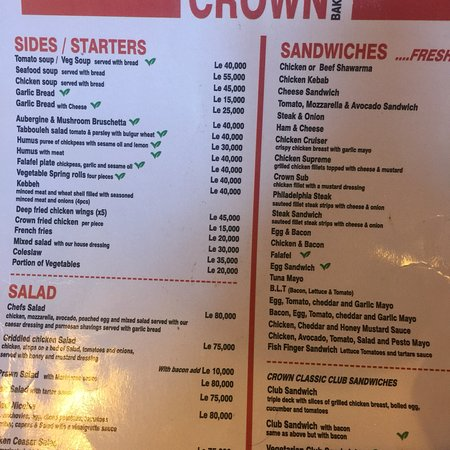 Crown Bakery Restaurant: photo4.jpg