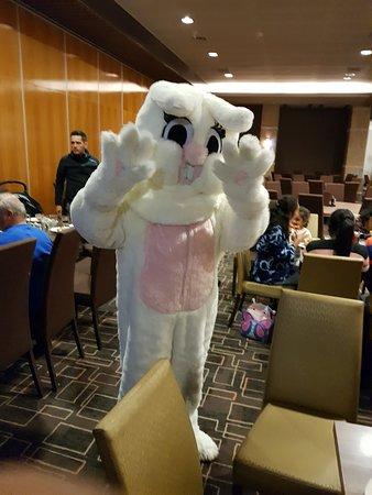 Lynbrook, Australia: Easter Bunny