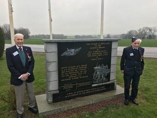 Typhon Pilots Memorial