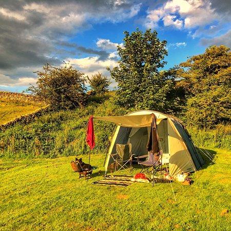 Hulme End, UK: Bank House Farm Caravan and Camping Park
