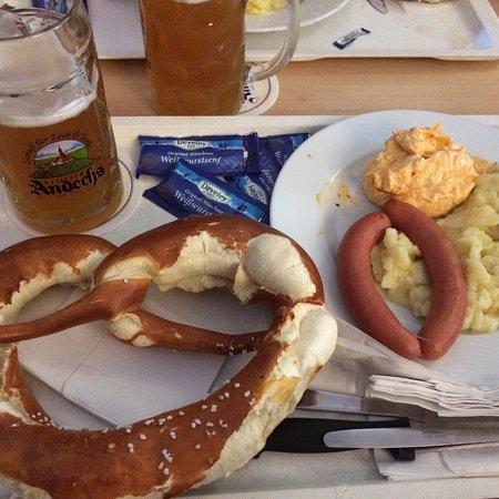 Klostergasthof Andechs: photo1.jpg