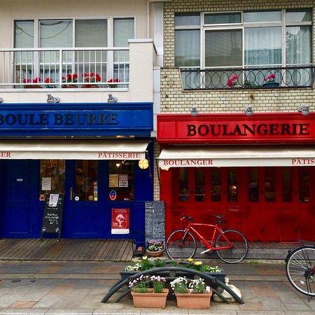 Boule Beurre Boulangerie: まるでパリにいるみたい