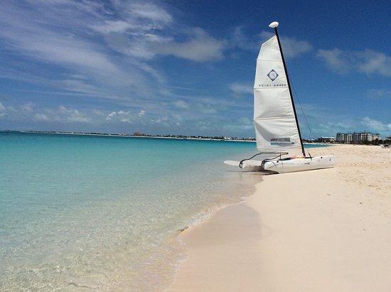 بوينت جريس: Picture perfect beach!