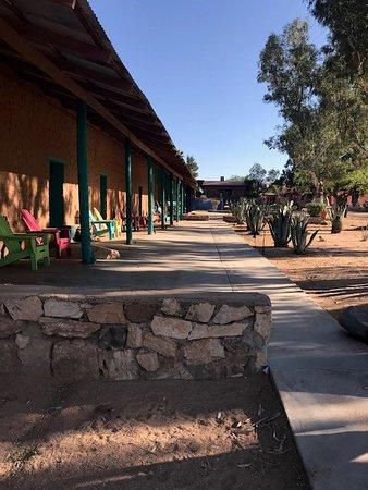 Sasabe, AZ : rooms