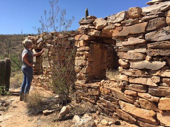 Sasabe, AZ : ruins