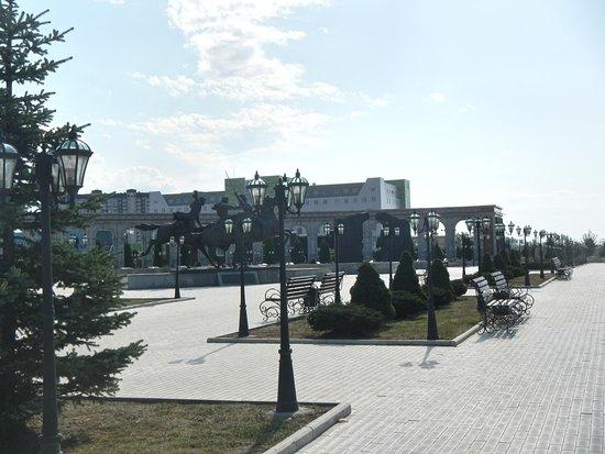 Memorial of Memory and Glory: Memorial site