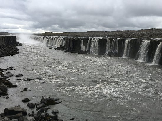 Northeast Region, Ισλανδία: Selfoss Waterfall
