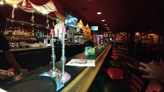 Full Bar With Tv Picture Of Buca Di Beppo Italian