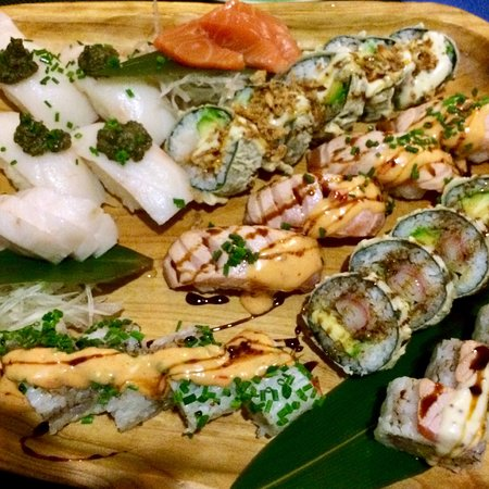 Sushi 91 Fusion Oriental Foto