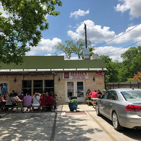 Bilde fra Jennie's Smoked Burgers