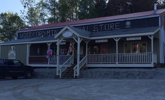 The Former Woodford Mountain General Store, Woodford, Vt