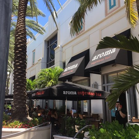 Aroma South Beach Fl
