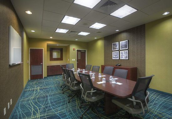 Meeting Room Picture Of Springhill Suites Tampa Brandon