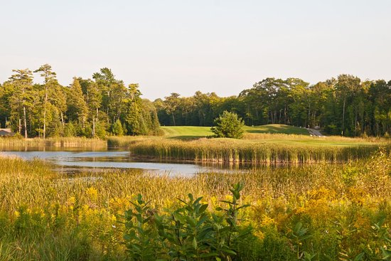 The Rock Golf Course at Drummond Island Resort, MI