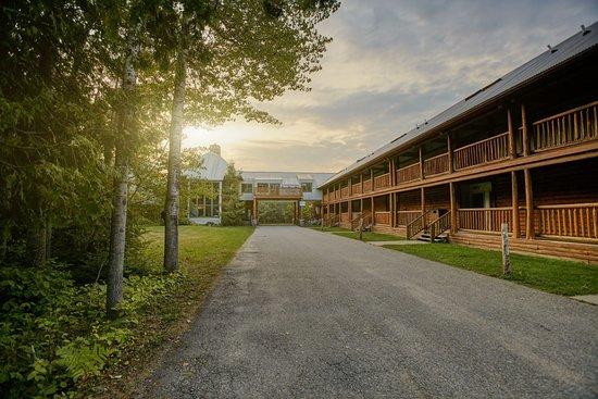 Drummond Island, ميتشجان: The Lodge at Drummond Island Resort, MI